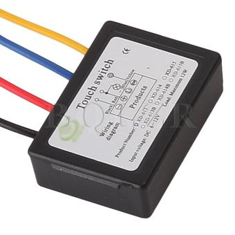 XD-613 ON-OFF Touch Switch with Surge Absorber - picture 2