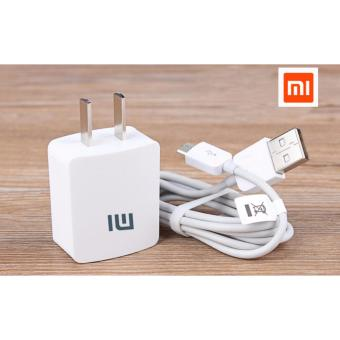 Xiaomi-1A Fast Charger For Smart Phone (White)