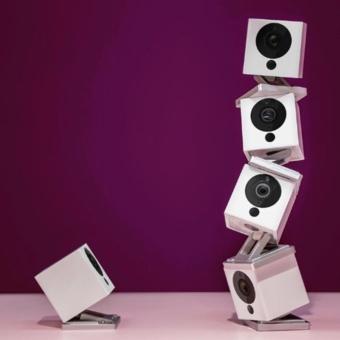 Xiaomi Fang IP Cam Night Vision 1080P Full HD (White) BUY 1 TAKE 1 - 3