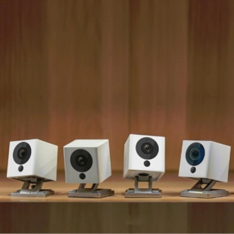 Xiaomi Fang IP Cam Night Vision 1080P Full HD (White) BUY 1 TAKE 1 - 4