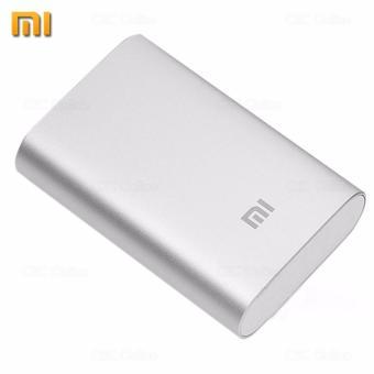 Xiaomi Mi 10000mah Power Bank (Silver) - 4