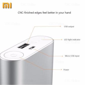 Xiaomi Mi 10000mah Power Bank (Silver) - 2