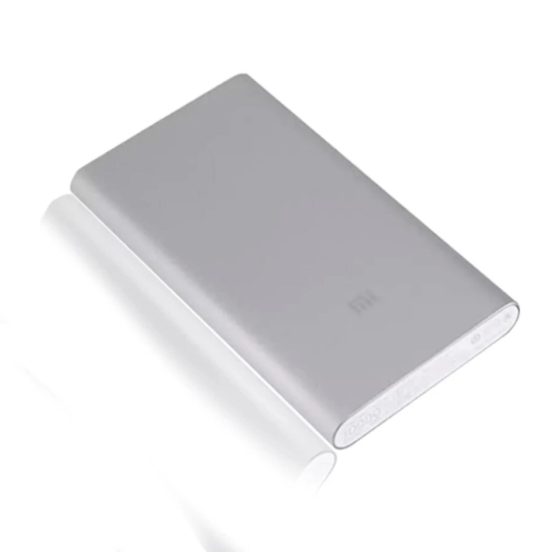 Philippines Xiaomi Mi 10000mah V2 Power Bank Silver Hot Deals Powerbank 2 Black