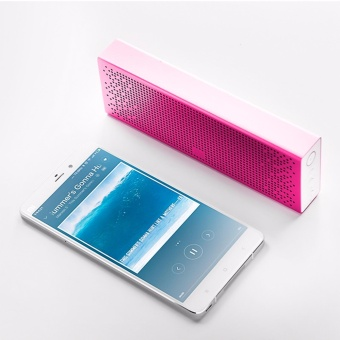 Xiaomi Mi Bluetooth 4.0 Multimedia Music Box Speaker (Pink) - 5