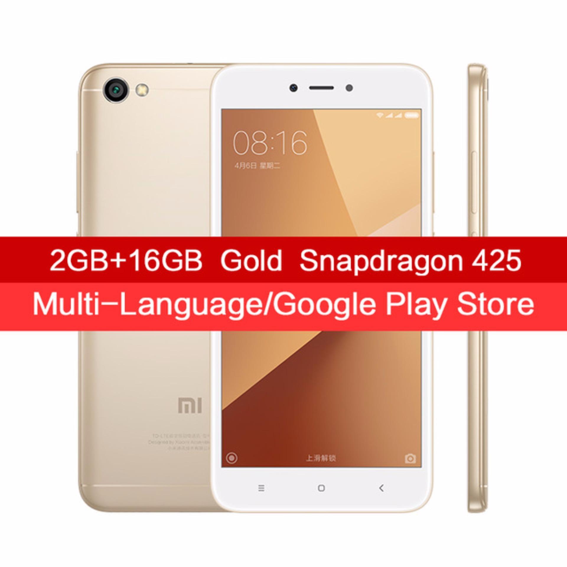 Philippines Xiaomi Redmi Note 5a 2gb Ram 16gb Rom Find Best Deals 3s Gold