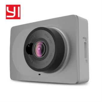 Xiaomi Yi Smart Dash Camera English Version Car DVR Night Vision 1080P HD