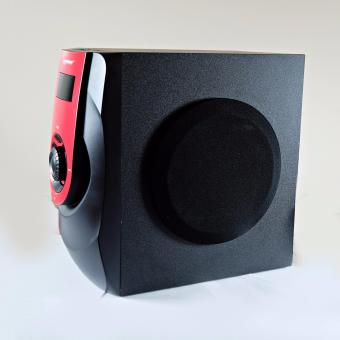 Xtreme XP-1900 Dynamic DUO 2.1 CH Multimedia Subwoofer Speaker - 5