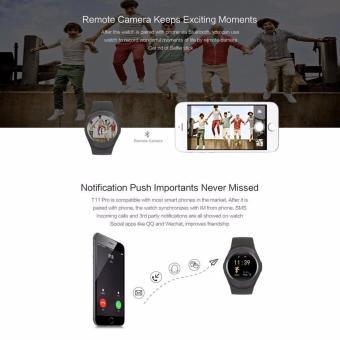 Y1 Bluetooth Smart Watch (Black) - 5