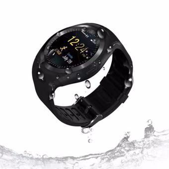 Y1 Bluetooth Smart Watch (Black) - 4