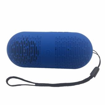 Y1 Super Bass Portable Bluetooth Speaker (Blue)