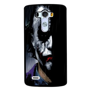 Y&M Cell Phone Case For LG G4 Dark Knight Design Pattern Cover(Multicolor)