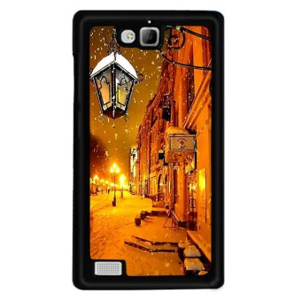 Y&M Christmas Eve Huawei Honor 3c Phone Case (Multicolor)