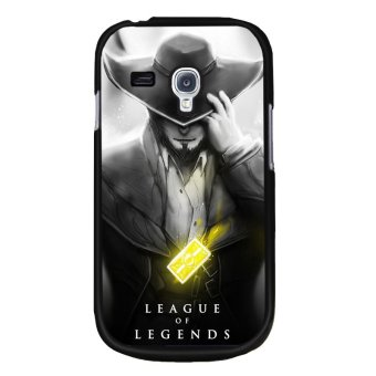Y&M League of Legends Samsung Galaxy S3 Mini Phone Cover (Multicolor)