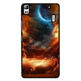 Y&M Nice Cloud Painting Cell Phone Cover For Lenovo A7000(Multicolor)