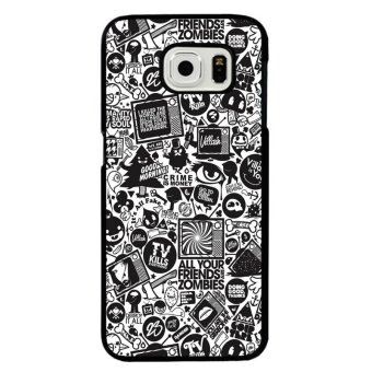 Y&M Personality Painting Samsung Galaxy Note 5 Phone Case(Multicolor)