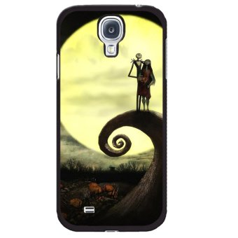 Y&M The Night Before Christmas Phone Cover for Samsung Galaxy S4 (Multicolor)