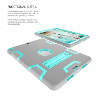 YBC Tablet Case With Stand Shockproof Protective Cover For AppleiPad Pro 10.5 Inch - intl - 3