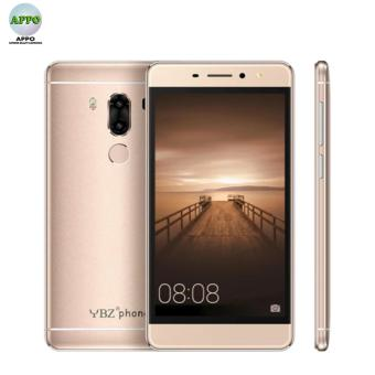 YBZ QSeries Q1 Android Touch Screen Dual Core 512MB RAM 8GB ROM 5MP Camera Dual SIM Smart Phone (GOLD)