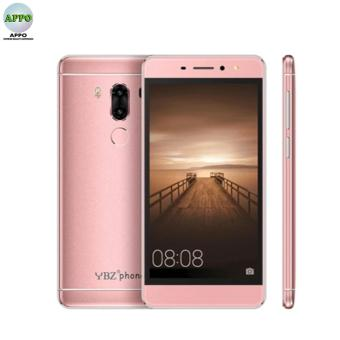 YBZ QSeries Q1 Android Touch Screen Dual Core 512MB RAM 8GB ROM 5MP Camera Dual SIM Smart Phone (Rose)