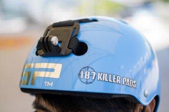 Yi Helmet Mount for Action Camera - 3