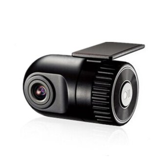 Yika HD Mini Car DVR Video Recorder Hidden Dash Cam Vehicle SpyCamera Night Vision - intl