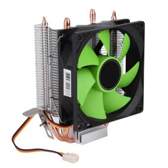 YOSOO-90mm 3Pin Fan CPU Cooler Quiet for Intel LGA775/1156/1155 AMDAM2/AM2+/AM3 - intl - 4