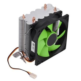 YOSOO-90mm 3Pin Fan CPU Cooler Quiet for Intel LGA775/1156/1155 AMDAM2/AM2+/AM3 - intl - 5
