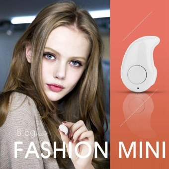 Young Young Star Mini Wireless Bluetooth 4.0 In-Ear Stereo HeadsetHeadphone for Smart Phones Earphone Earpiece S530 - intl - 2