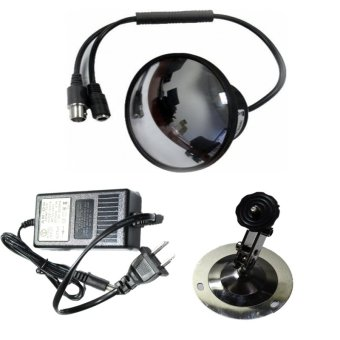 YS-7322 CCTV Mirror Hidden Security Camera (Black) Price Philippines