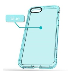 PHP 344. Yunmiao Ultra Slim Transparent Clear Soft TPU Silicon Anti-fall Back Cover Protective ...