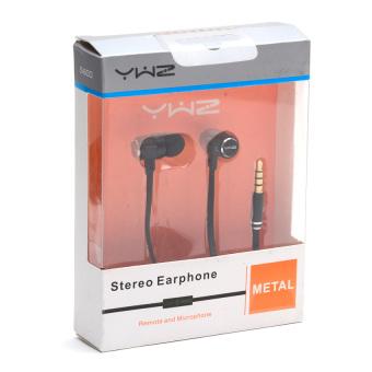 YWZ S600 In-Ear Headphone (Black)
