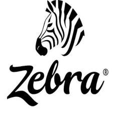 zebra technologies logo. zebra technologies 06100bk11045 impact printer ribbons logo e
