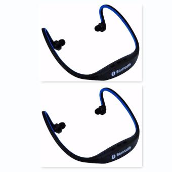 ZK-S9 Sports Stereo Wireless Bluetooth 3.0 Headset set of 2