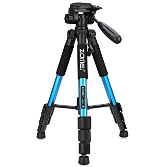 Zomei Q111 56 inch Lightweight Aluminum Tripod with Bag - intl Price Philippines