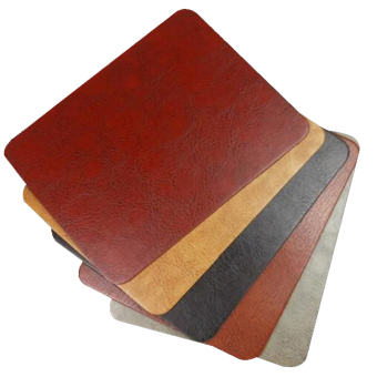 ZUNCLE Leather Mousepad (Red) - picture 2