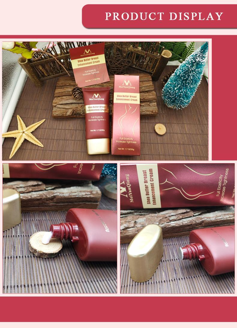 Kem nở ngực tự nhiên Bust Enhance Massage Body Treatment Cream 50g 8