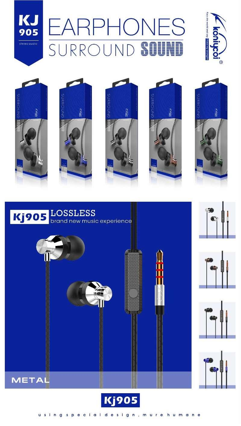 Earphone, Cable, High Quality K Singer Machine, Computer Heavy Duty Sound  Gun, Wire Control, Mai Noise Reduction and Magic Sound for Mobile Phones