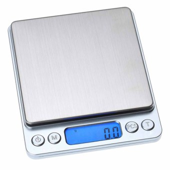 0.01oz/0.1gram 2000g Precise Kitchen Scale Small Digital Electronic Weighing Scale for Baking food and Jewelry - 2