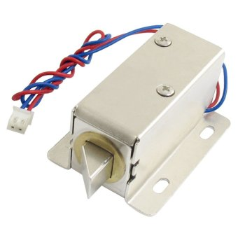 0837L DC 12V 8W Open Frame Type Solenoid for Electric Door Lock - Intl