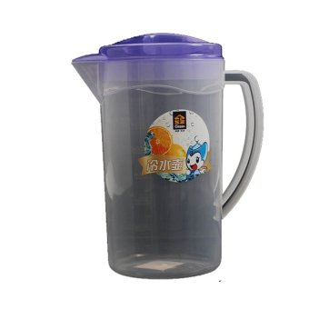 1.5L with Scale Cold Water Bottles (Purple)