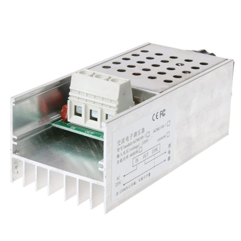 Dimmer AC 220 Volt 2000 Watt - 220V 2000W. Source · 10000 W High Power