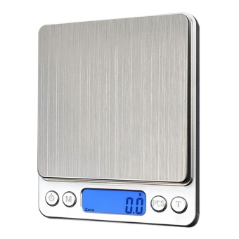 1000g x 0.1g Digital Electronic Scales Portable Jewelry &Kitchen Precision Balance Weight Weighing Scale - intl - 3