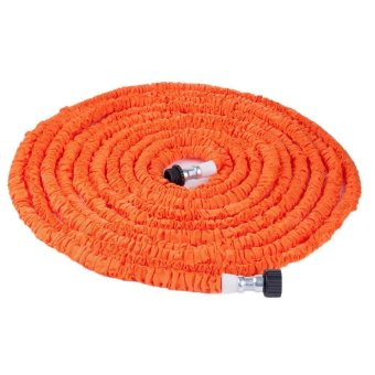 100FT Expandable Garden Hose Pipe with 7 in 1 Spray Gun