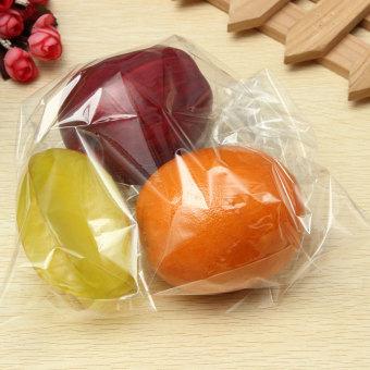 100x Multi-sizes Transparent Clear Shrink Wrap Films Heat Seal Package Bags Case 23x36cm - Intl - 5