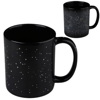 12 Constellations Magic Heat Sensitive Mug Porcelain Cup ColorChanging - intl Price Philippines