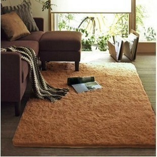 120 cm/160 cm versatile silk and wool size can be rug mat