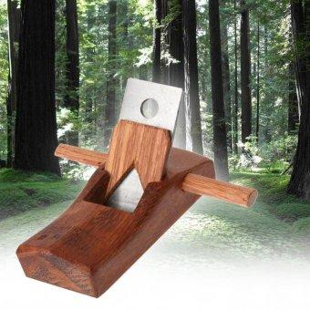 127mm Mahogany Hand Planer Woodworking Planing Tool - intl - 2