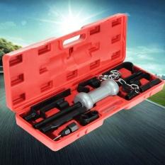 13PC Dent Puller w/10lbs Slide Hammer 10 LBS Malleable slide hammer kit - intl Philippines