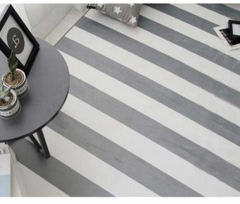 150X200CM Modern Striped Carpets For Living Room Home Bedroom RugsAnd Carpets Coffee Table Brief Area Rug Children Play Mat,59X79in -intl - 3