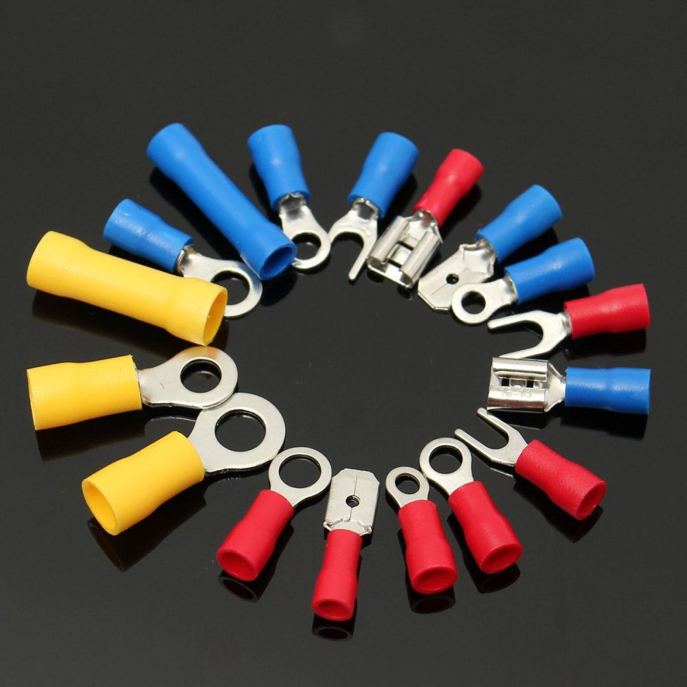 Philippines | 175x Assorted Insulated Electrical Wire Connector ...